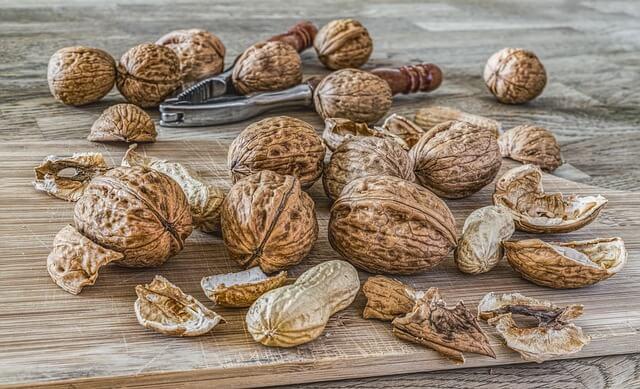 Pähkinät Terveellisiä